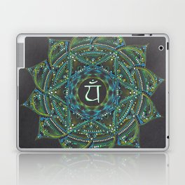 Heart Chakra Laptop & iPad Skin