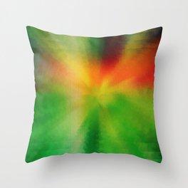 #8 TUNNEL Throw Pillow
