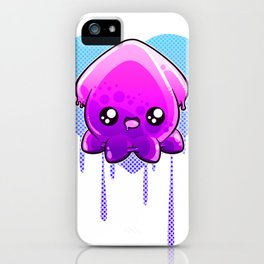Jelly Squid  iPhone Case