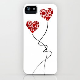 Romantic Art - You Are The One - Sharon Cummings iPhone Case