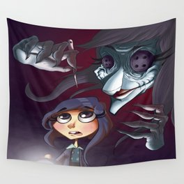 Coraline Wall Tapestry