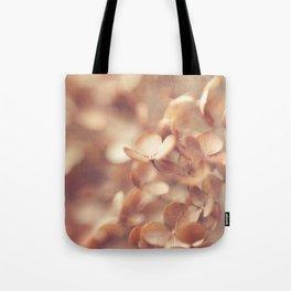 Soft Peach Tote Bag