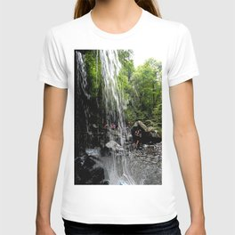LH Waterfall People T-shirt