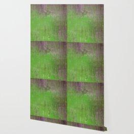 Green Color Fog Wallpaper