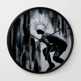Queens of Pain Wall Clock