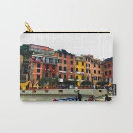 Cinque Terre, Italy Harbor in Riomaggiore/Vernazza Carry-All Pouch