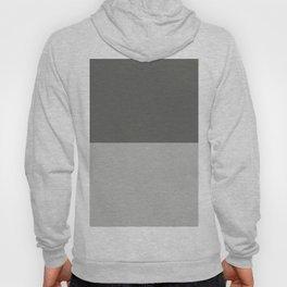 Benjamin Moore 2019 Color of Year Metropolitan & Kendall Charcoal Gray Bold Horizontal Stripes Hoody