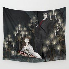 Phantom Wall Tapestry