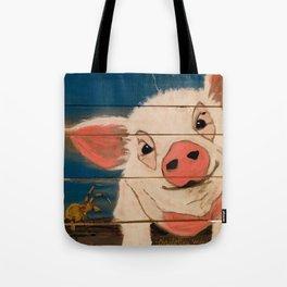Oh, Wilbur! Tote Bag