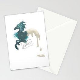 dragon de cire Stationery Cards