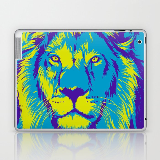 KING LION Laptop & iPad Skin