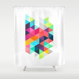Crystallize Shower Curtain