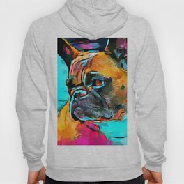 French Bulldog 2 Hoody