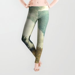 Lonely Tree Leggings