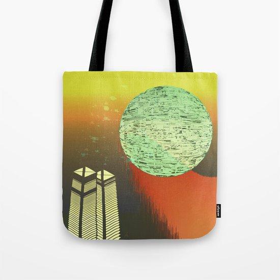 Planetary Moods 1B / 01-09-16 Tote Bag