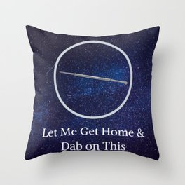 The Savy Throw Pillow