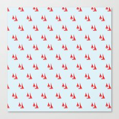 Sails Canvas Print