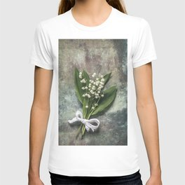 Beautiful Lily Of The Valley T-shirt