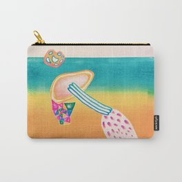Plexi Print Carry-All Pouch