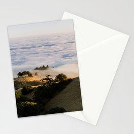 Sky Below - Mount Tamalpais Stationery Cards