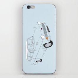 Weasley's Flying Ford Anglia iPhone Skin