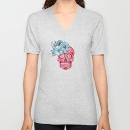 Cotton Sugar Unisex V-Neck