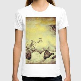 A Golden Winter T-shirt
