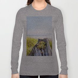 Beach Strawberries Long Sleeve T-shirt