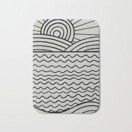 LANDL/NES Bath Mat