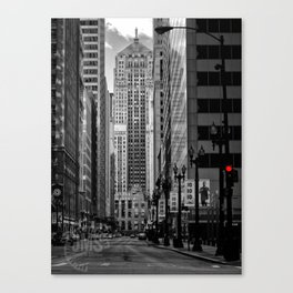 Board of Trade Canvas Print