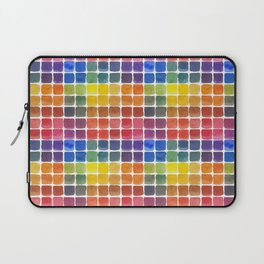 Mix it Up! - Watercolor Mixing Chart Laptop Sleeve