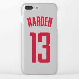 Harden Clear iPhone Case