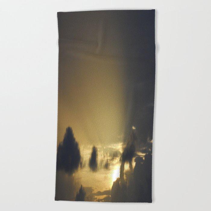 GoodNight Beach Towel