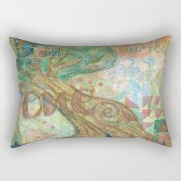 One World Rectangular Pillow