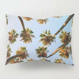 Palm trees overload Pillow Sham