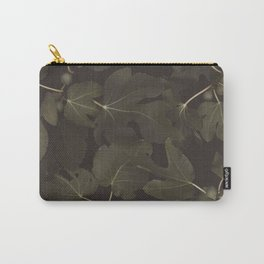 Botanical I _ Night Carry-All Pouch