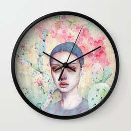 End of the Past Wall Clock