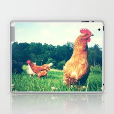 The Life of a Chicken Laptop & iPad Skin