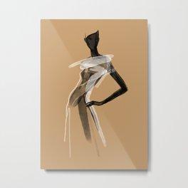 Sahara 02 Metal Print