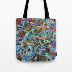 Approximate Stirs Tote Bag