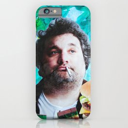 Artie Lange iPhone Case