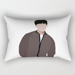 Seventeen - Mingyu Rectangular Pillow