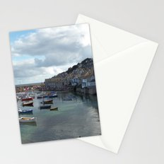 Mousehole, Cornwall Stationery Cards