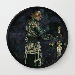 Paladin in Lakeland Wall Clock