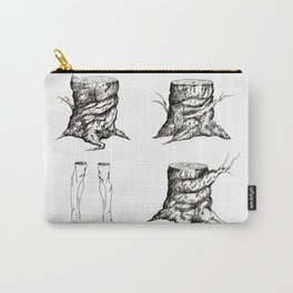 Stumped by Josh Brulotte Carry-All Pouch