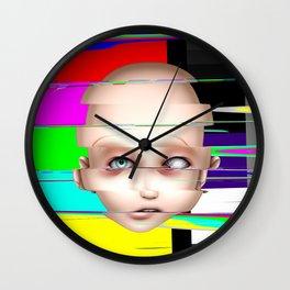 Misfit - Lucia Wall Clock