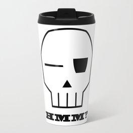 Hmm? Travel Mug