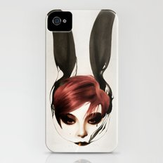 Rosie iPhone (4, 4s) Slim Case