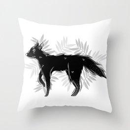 Magical creature Throw Pillow