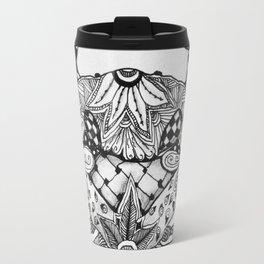 Zen Crab Travel Mug